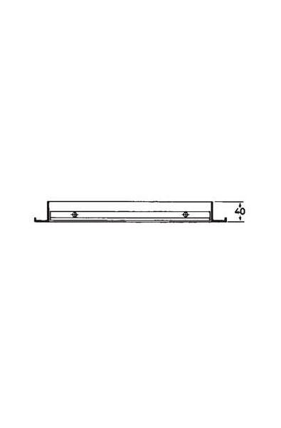 Aluminijska rešetka ARB 1-0